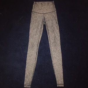 Lululemon 28' Knit Leggings